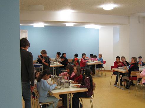 Mensa Paul-Klee-Schule