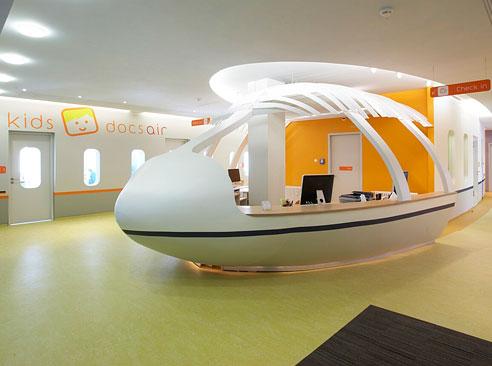 planbar 3 - kidsdoc air, Innenarchitektur ideen